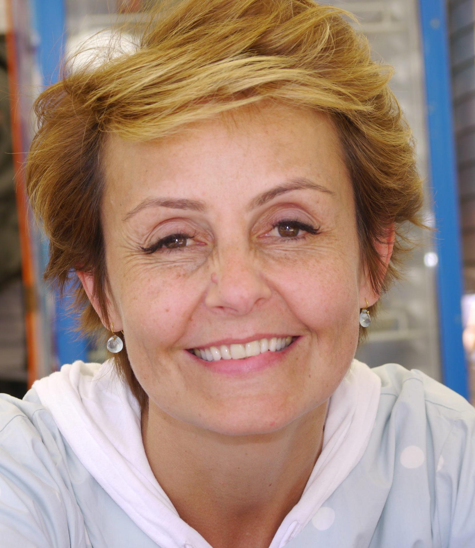 Florence Servan-Schreiber conférence