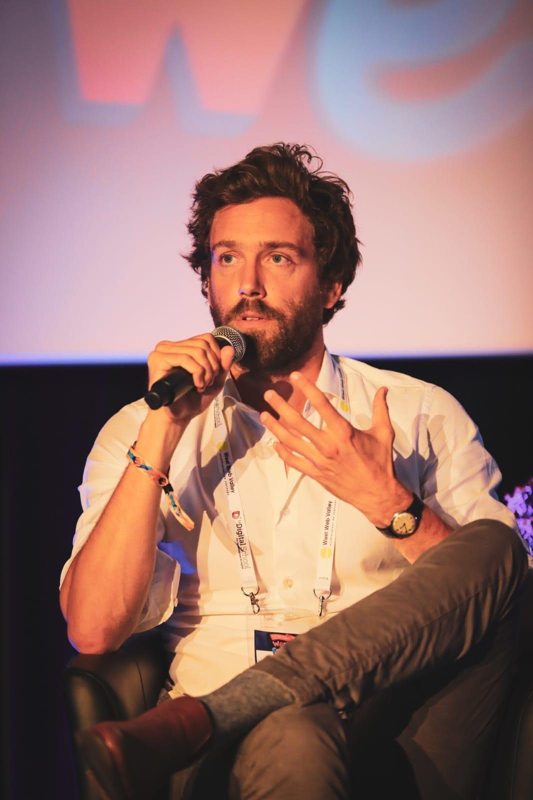 Julien Callede conférence
